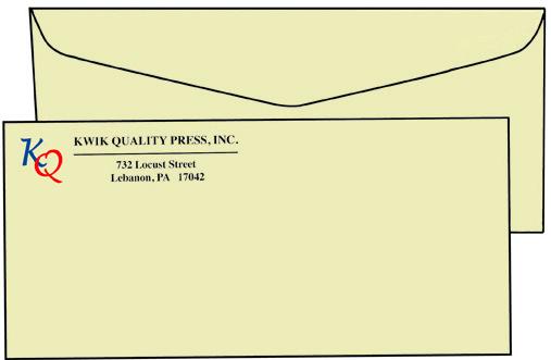 KQ Envelope for website